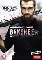 Banshee - Seizoen 1 t/m 4 (The Complete Series)