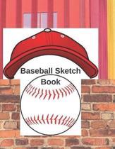 Baseball Sketch Book