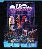 Heart - Live At The Royal Albert Hall (BLURAY)