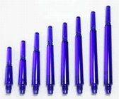 Cosmo Fit Shaft Gear Normal Locked Clear Dark Blue  Set à 3 stuks Size 3 - 24mm