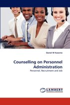 Counselling on Personnel Administration