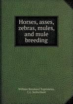 Horses, Asses, Zebras, Mules, and Mule Breeding