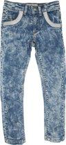 jongens Broek Moodstreet Jongens Jeans - Washed Denim - Maat 116 8718783426376