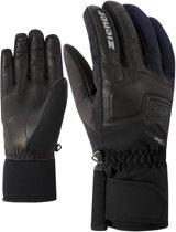 Ziener Glyxus AS Skihandschoenen Heren  Wintersporthandschoenen - Mannen - zwart/blauw
