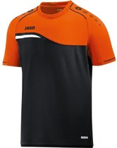 Jako Competition 2.0 T-Shirt - Voetbalshirts  - zwart - M