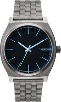 Nixon Time Teller A0451427 - Horloge - Staal - Grijs - 37mm