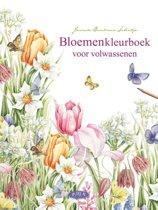 Bloemenkleurboek voor volwassenen