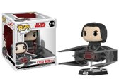 Pop! Ridez: Star Wars The Last Jedi - Kylo Ren on TIE Fighter