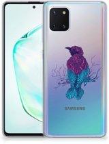 Samsung Galaxy Note 10 Lite Telefoonhoesje met Naam Merel