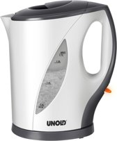 Unold 18805 waterkoker White Line