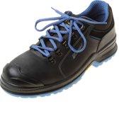 Grisport Ultron werkschoen laag zwart/blauw S3