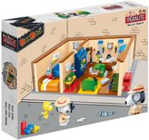 BanBao Snoopy Woonhuis Geheimagent-7526