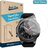 Just in Case Tempered Glass (0.2mm) Samsung Gear S3 / Gear S3 Classic  - 2 pack