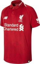New Balance Liverpool Thuisshirt 2018/2019 Kinderen - Red