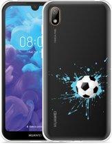 Huawei y5 2019 Hoesje Soccer Ball
