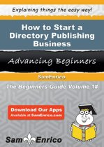 How to Start a Directory Publishing Business