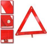 Gevarendriehoek - veiligheidsdriehoek - refelecterend en inklapbaar