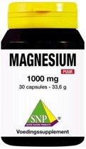Magnesium 1000 mg puur