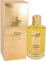 Mancera Musk Of Flowers 120 ml - Eau De Parfum Spray Women