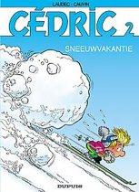 Cedric 02. sneeuwvakantie (zie isbn 9789031434312)