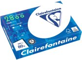 Clairefontaine A4 80g 500 sht Wit papier voor inkjetprinter