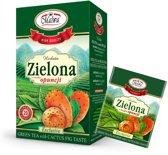 Groene thee met vijgcactus ( opuntia) smaak 20 x 1.5g