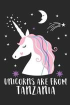 Unicorns Are From Tanzania