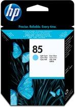 HP 85 - Inktcartridge / Licht Cyaan (C9423A)