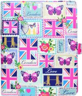 Accessorize - Love Londen iPad case (iPad 2/3/4/Air)