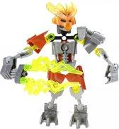 Eddy Toys Robot Roboter Speelfiguur Bruin 14 Cm