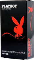 Playboy Dotted Condom 12 Pack