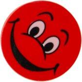 Lg-imports Gum Met Lachgezicht Rood 4 Stuks