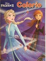 Frozen ll Colorio kleurboek