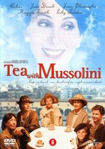 Tea With Mussolini (D) (dvd)