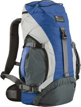 Active Leisure Broxon - Backpack - 25 Liter - Silver Grey/Royal Blue