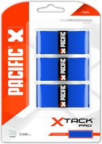 Pacific X Tack Pro - Tennisgrip - 0.55mm - Blauw thumbnail