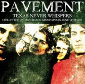 Texas Never Whispers: 1992 Fm Broadcast