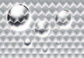 Fotobehang Abstract Modern Design | XXL - 312cm x 219cm | 130g/m2 Vlies