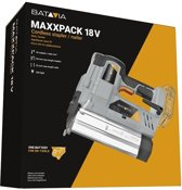18V Li-Ion Accu Niet en spijkerpistool |  Maxxpack collection