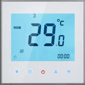 Elektrische vloerverwarming thermostaat smart control touch screen PRF-78 wit