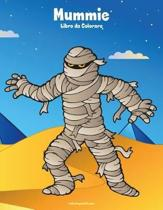 Mummie Libro Da Colorare 1