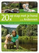20 x op stap met je hond in de Ardennen