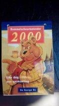 BOMMELSCHEURKALENDER 2000