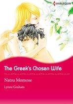 The Greek's Chosen Wife (Harlequin Comics)