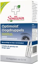 Similasan oogampullen optimoist 10 st