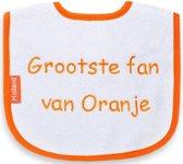 Slab Grootste fan van Oranje