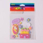 Sticker - Foamies stickers princess/dream - 1 stuk