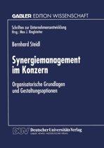 Synergiemanagement Im Konzern