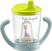 Sophie de Giraf - Lekvrije beker met mascotte