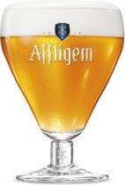Affligem bierglazen - 30cl - 6 stuks